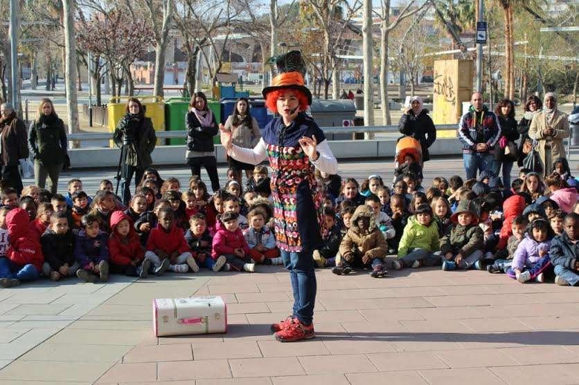 cuentacuentos infantil en barcelona