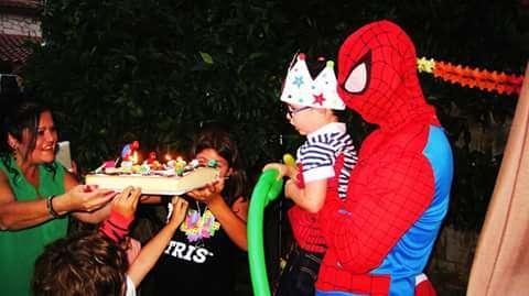 spiderman para cumpleaños, spiderman para fiestas de cumpleaños, spiderman para fiestas infantiles