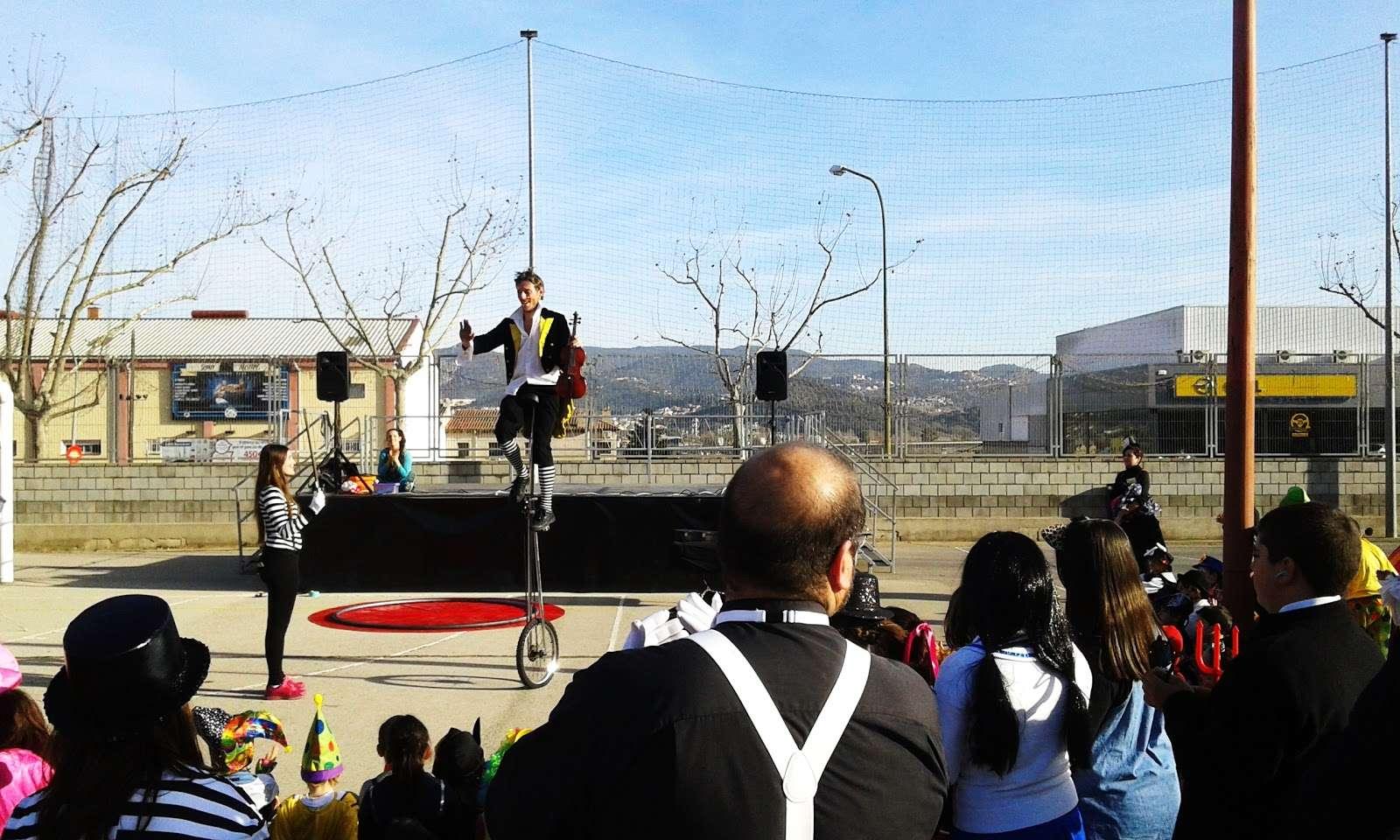 malabares, circo, espectacles de circ barcelona