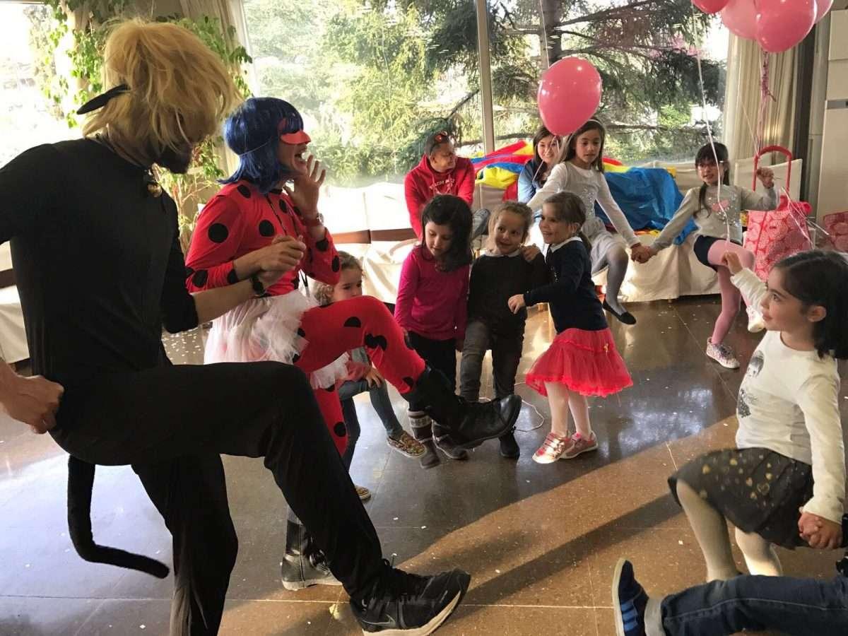 cumpleaños temática lady bug, cumpleaños lady bug barcelona, cumpleaños infantiles lady bug, fiestas infantiles lady bug, animación lady bug